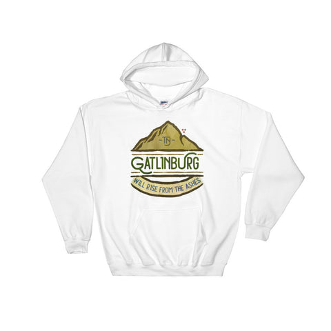 Gatlinburg Will Rise - Hooded Sweatshirt