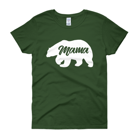 Mama Bear - Women's short sleeve t-shirt