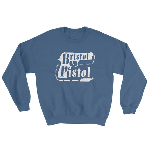 Bristol Pistol - TN and VA - Sweatshirt