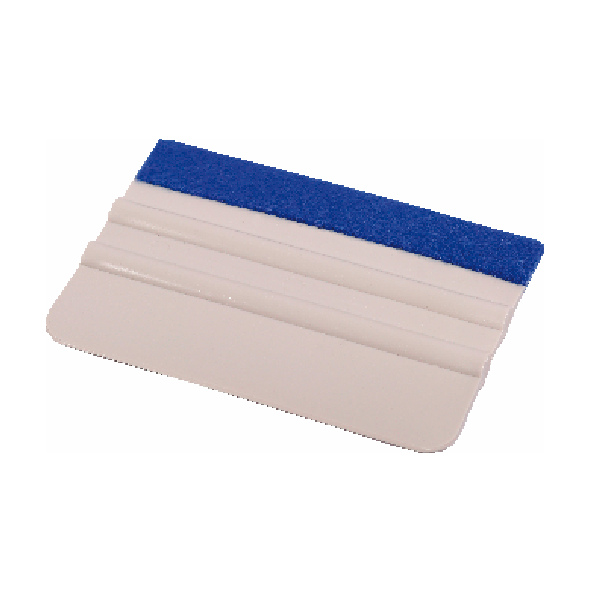 Grey Felt Edged Squeegee - ConspicuityTape.co.uk