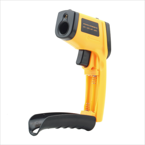 Infrared Thermometer LCD Display - Conspicuity Tape .co.uk
