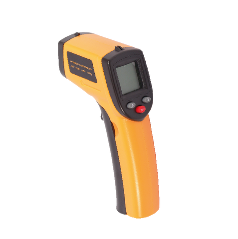 Infrared Thermometer LCD Display - Conspicuitytape.co.uk