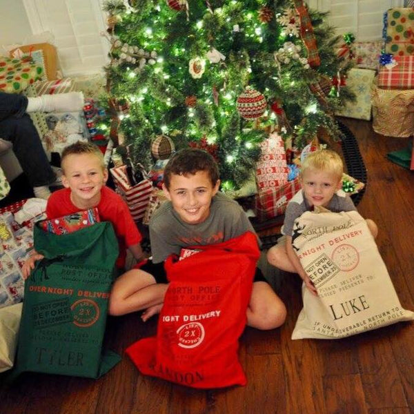 Santa Sacks | Personalized