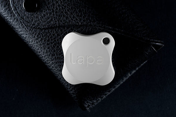 Lapa2 Bluetooth tracker/finder blauw