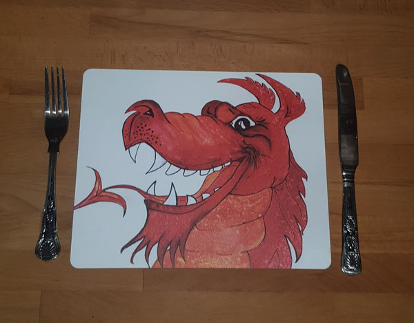 Welsh Inspired Placemat