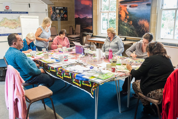 Art in the Park - Painting WORKSHOP - Saturday 19th September 2020 - 10am-4pm