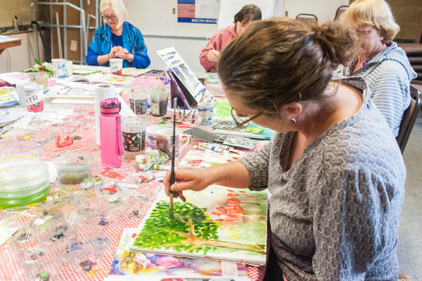 Art in the Park - Painting WORKSHOP - Sunday 19th July 2020 - 10am-4pm