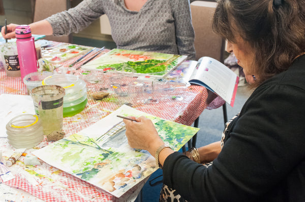 Art in the Park - Painting WORKSHOP - Saturday 18th July 2020 - 10am-4pm