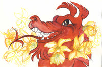 Dafydd ap Dragon (David, Son of Dragon)