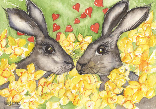Hares To Luv