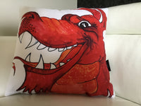 Welsh Inspired Cushion