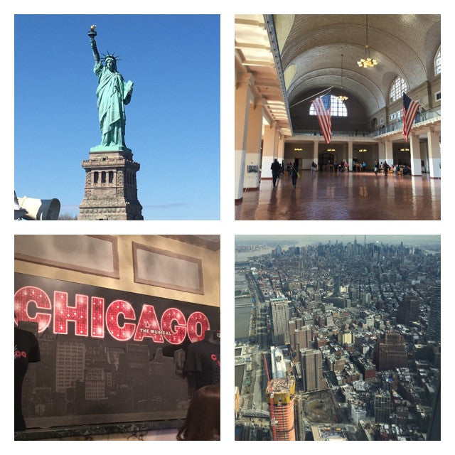 Top 5 must do things in new york city caleli gifts for Top 5 things to do in new york