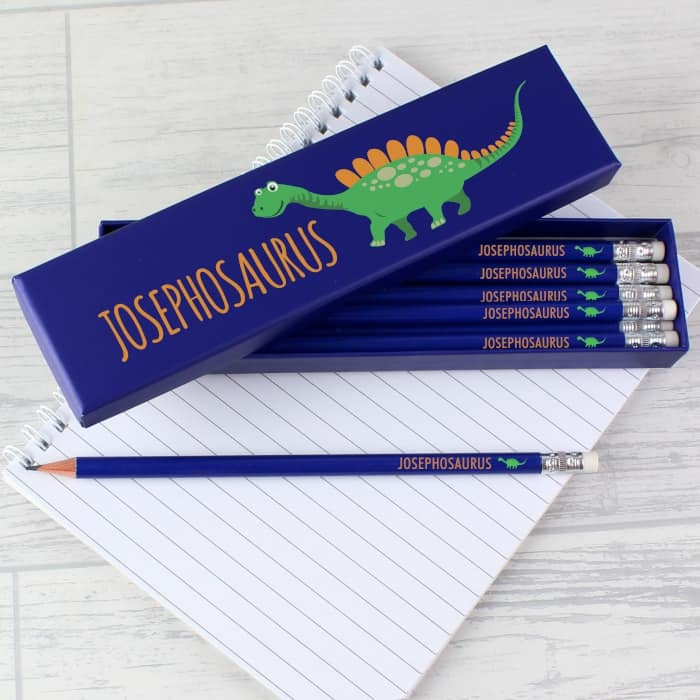 Box of Dinosaur Pencils