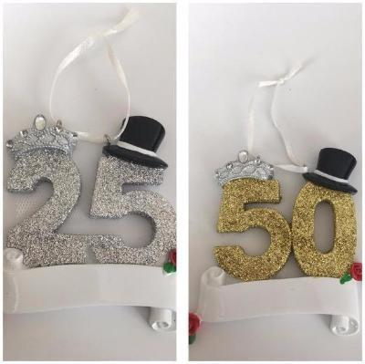Wedding Anniversary Decoration - CalEli Gifts