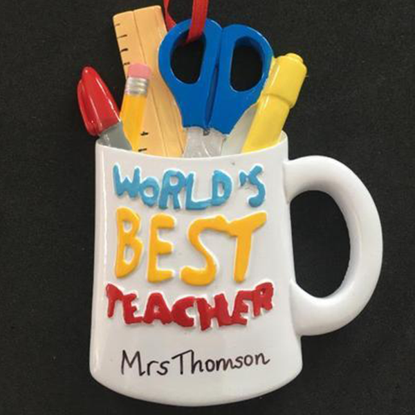 Best Teacher Gifts - CalEli Gifts