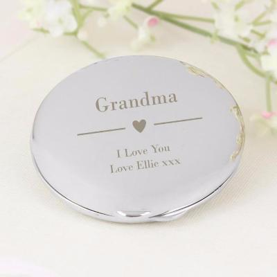 Compact Mirror - CalEli Gifts