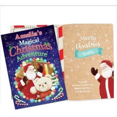 Christmas Story Book - CalEli Gifts