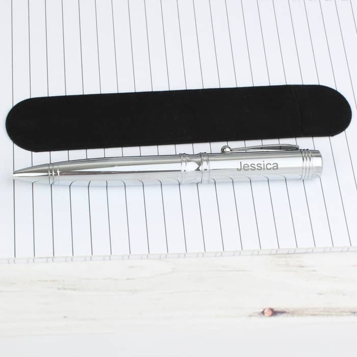 Pen and Pouch Set