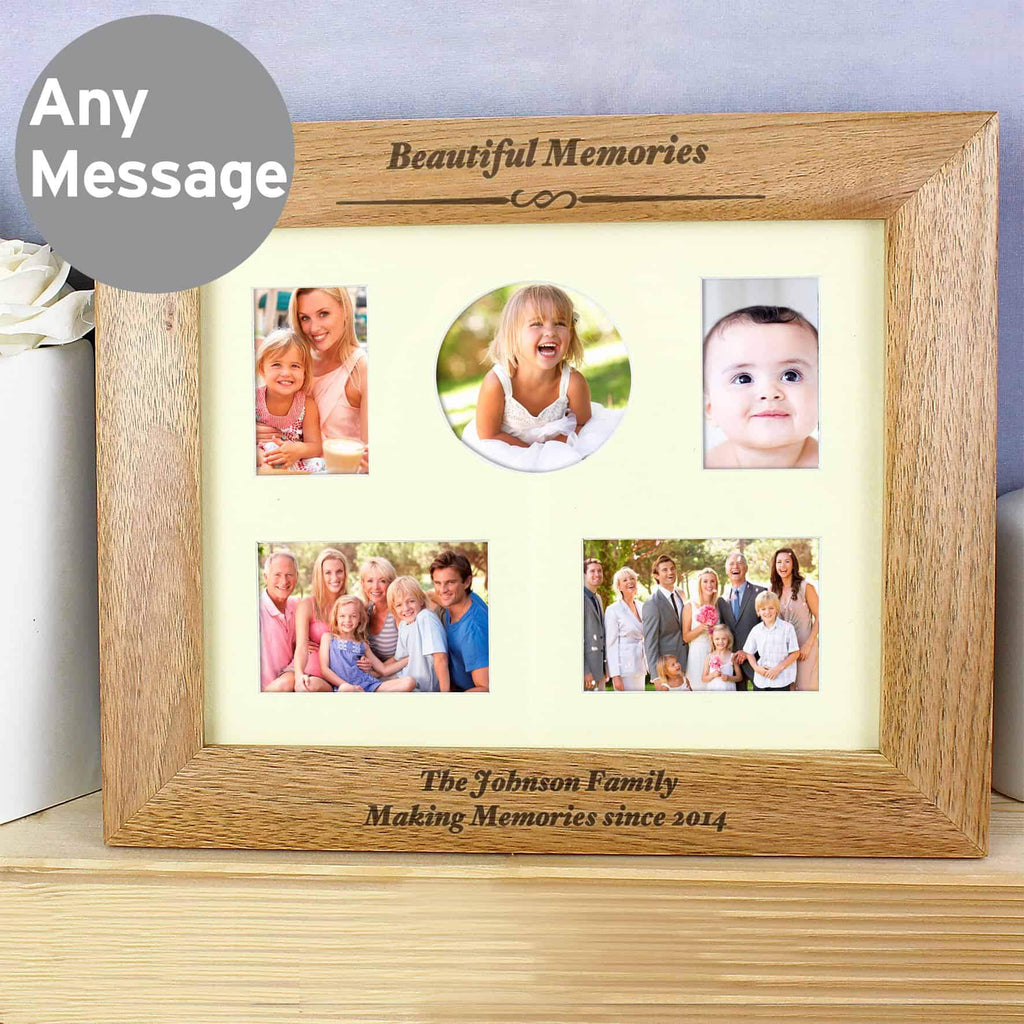 Wooden Photo Frame - CalEli Gifts