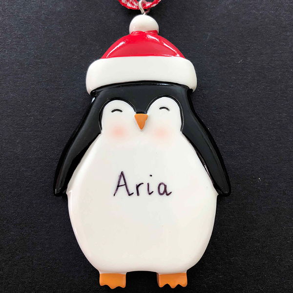 Baby Penguin Tree Decoration - CalEli Gifts