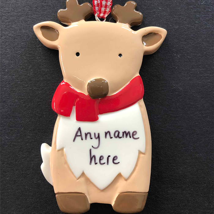 Baby Reindeer Tree Decoration