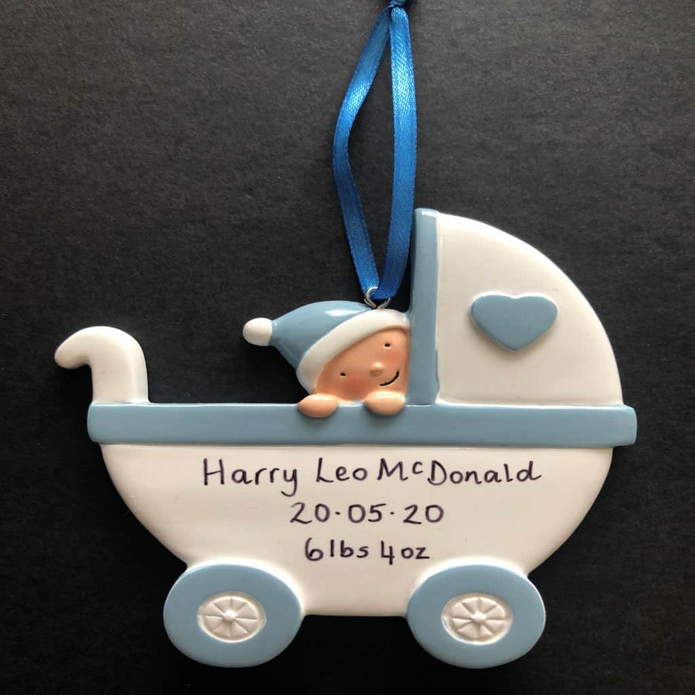 Baby Keepsake Decoration