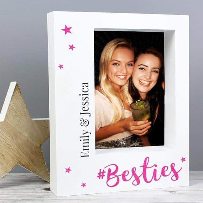 Besties Photo Frame