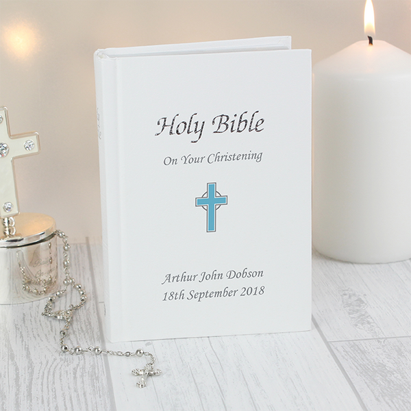 Blue Cross Bible - CalEli Gifts