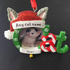 Cat Christmas Photo Decoration - CalEli Gifts