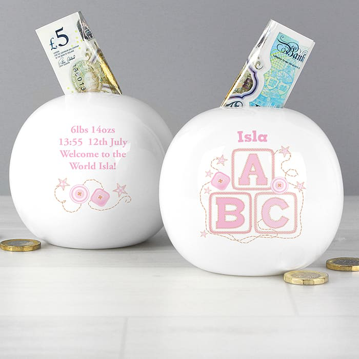 Childrens Money Box