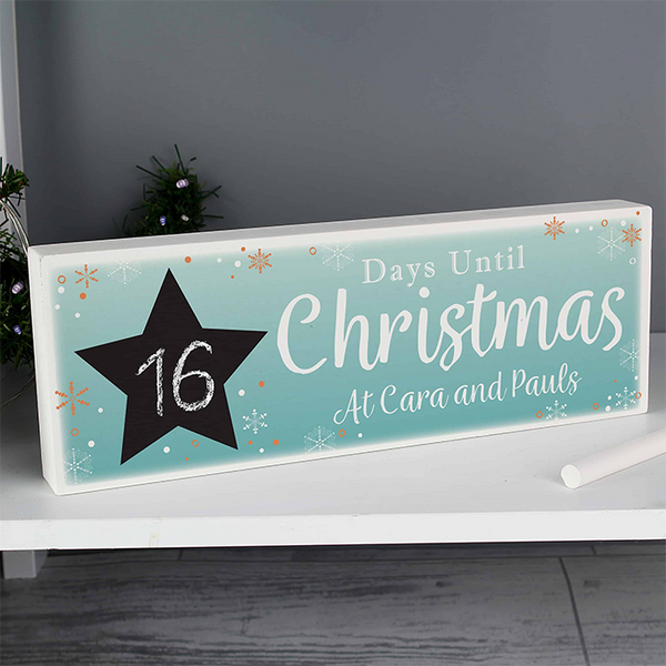 Christmas Countdown - CalEli Gifts