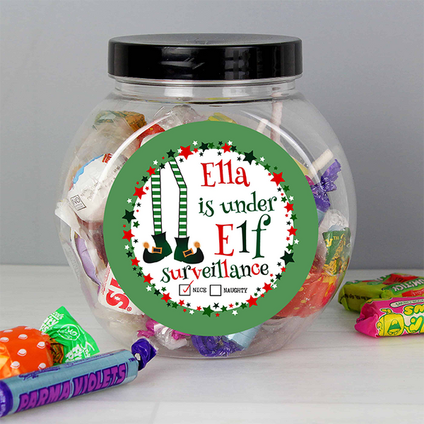 Christmas Sweet Jar - CalEli Gifts