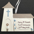 Church Ornament - CalEli Gifts