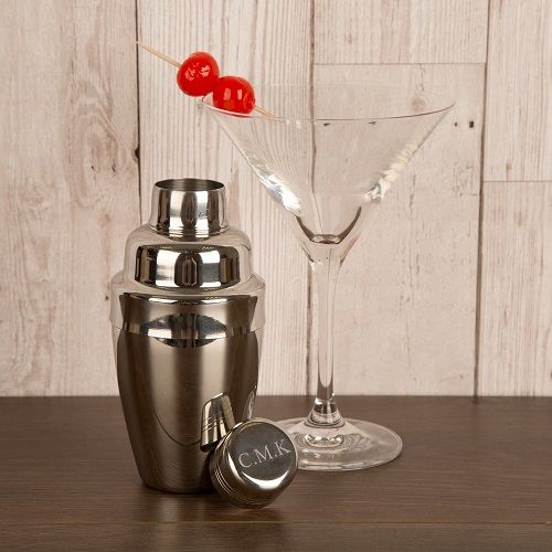 Cocktail Shaker - CalEli Gifts
