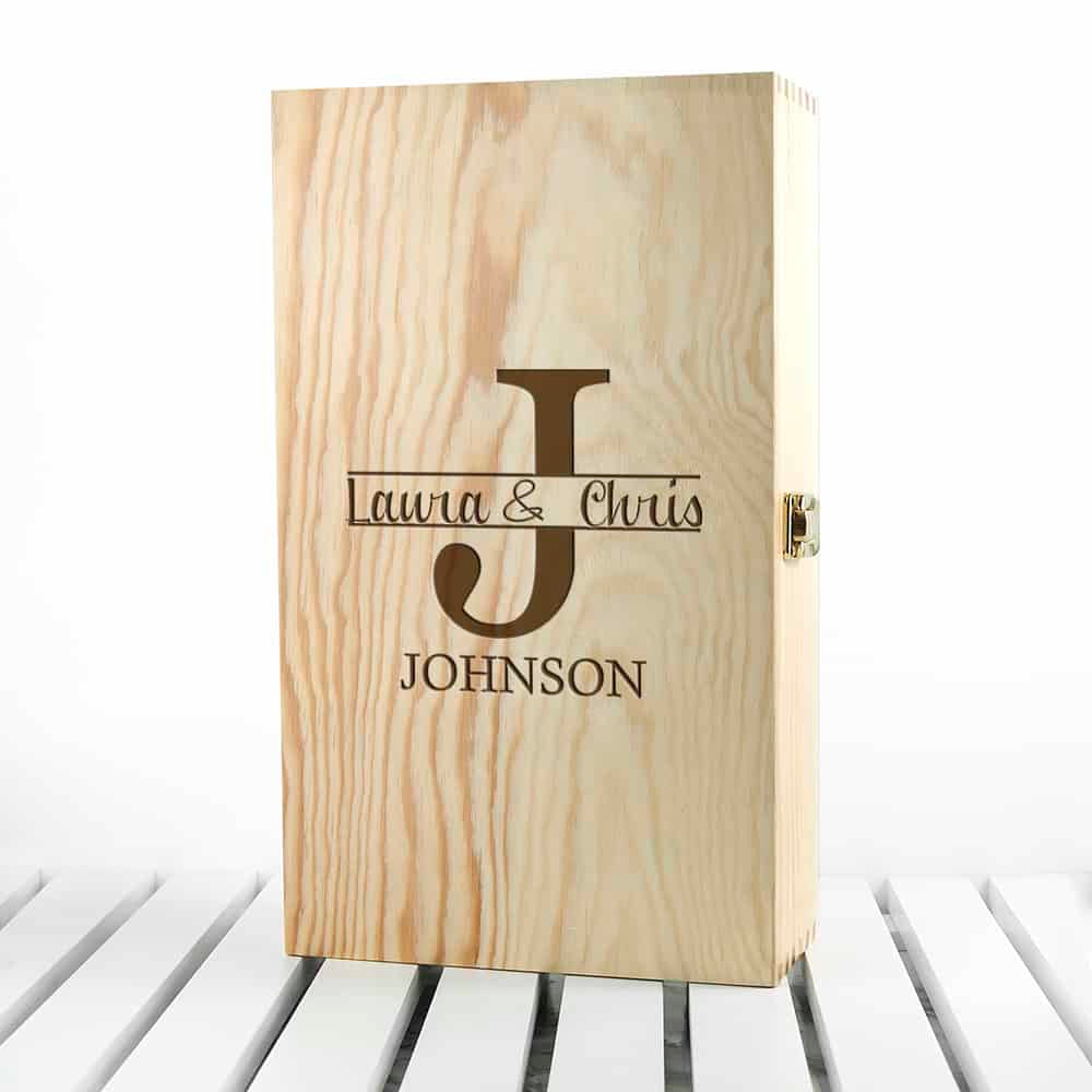 Couple's Wine Box
