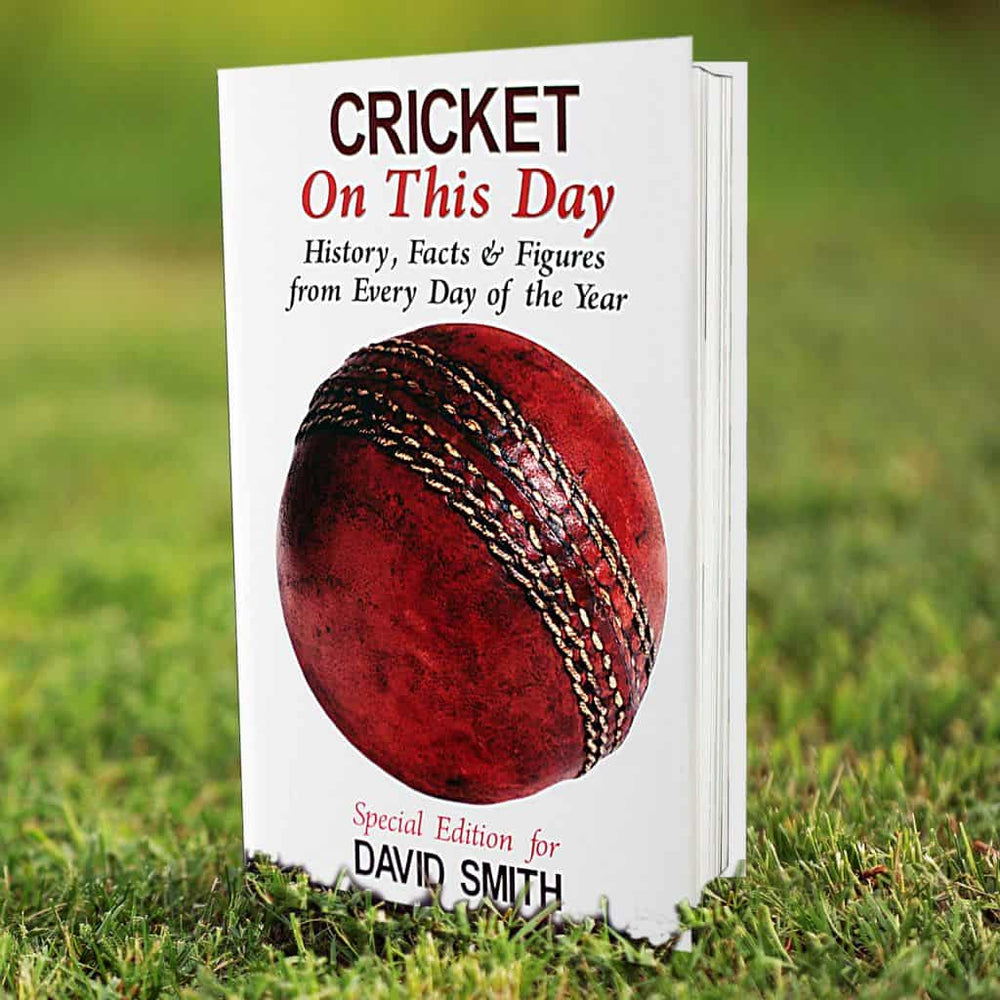 Cricket Book