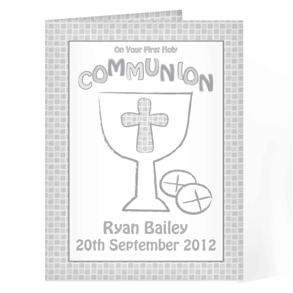 Communion Card - CalEli Gifts
