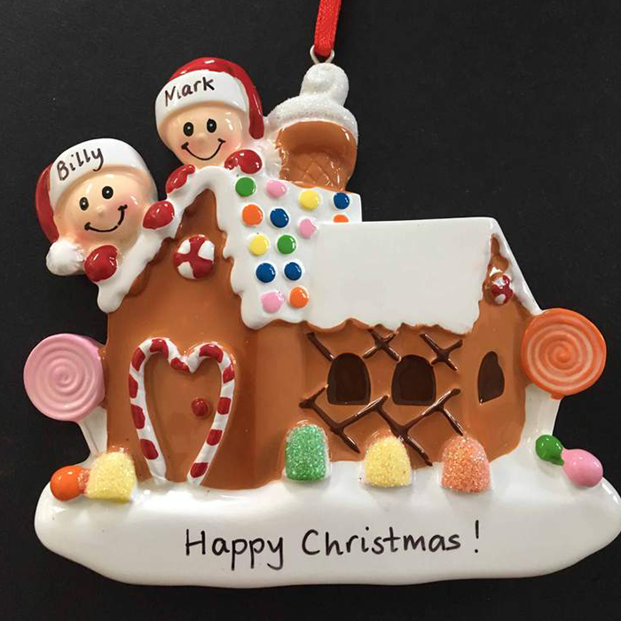 Gingerbread Tree Decoration 2-5 people
