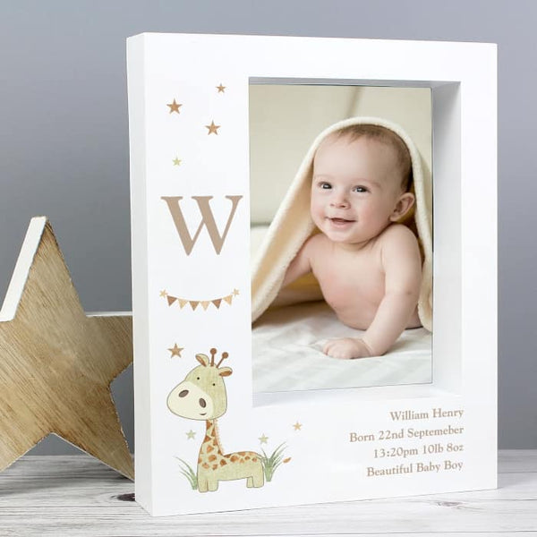 Giraffe Photo Frame - CalEli Gifts