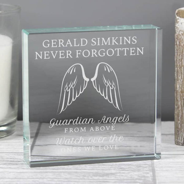 Guardian Angel Ornament - CalEli Gifts