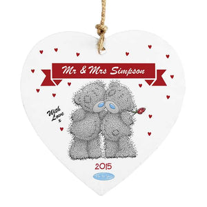 Hanging Heart Decoration - CalEli Gifts