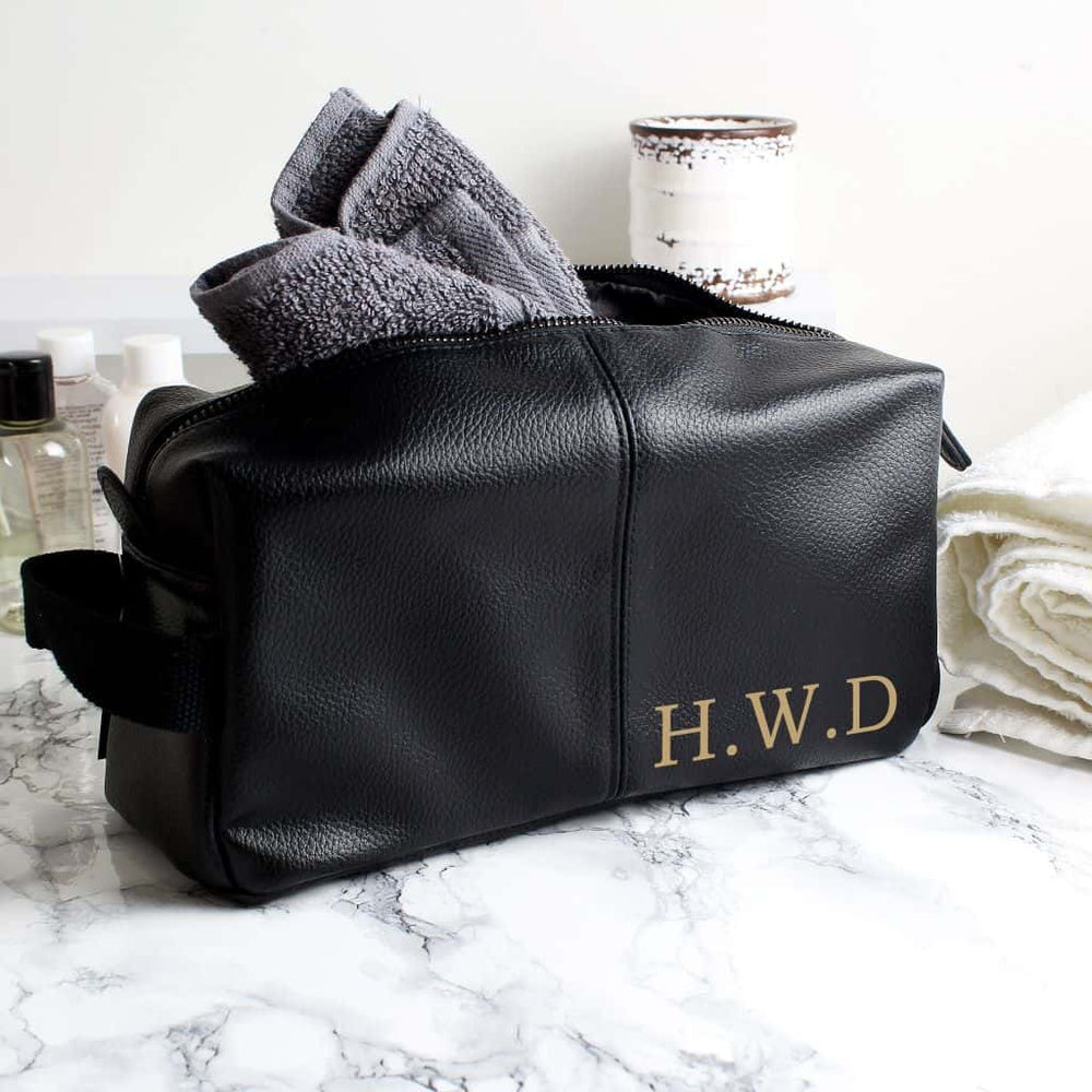 Luxury Wash Bag