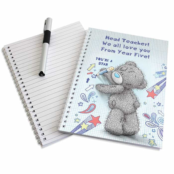 Me to You Teacher Notebook - CalEli Gifts