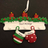 Mitten Christmas Decoration 2-5 people - CalEli Gifts