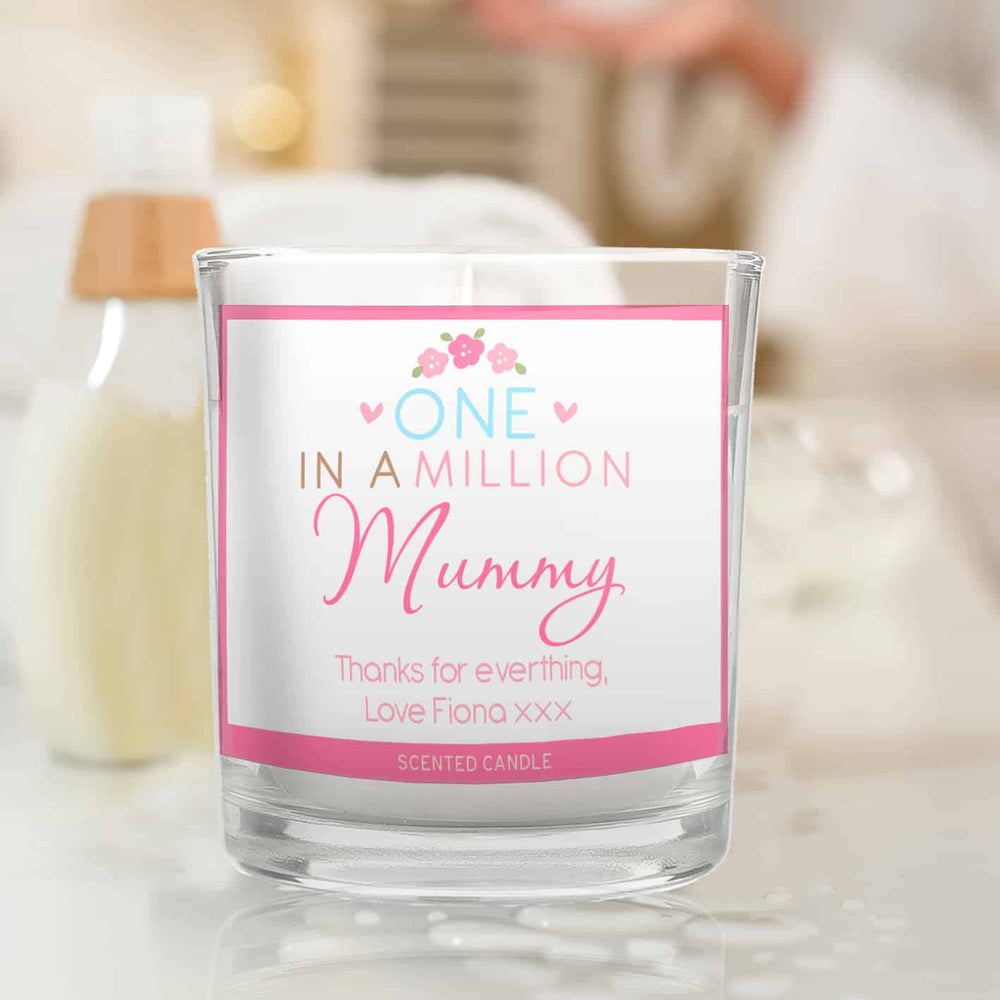 One in a Million Candle