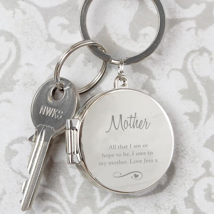 Photo Keyrings - CalEli Gifts