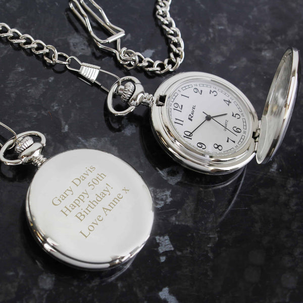 Pocket Fob Watch - CalEli Gifts