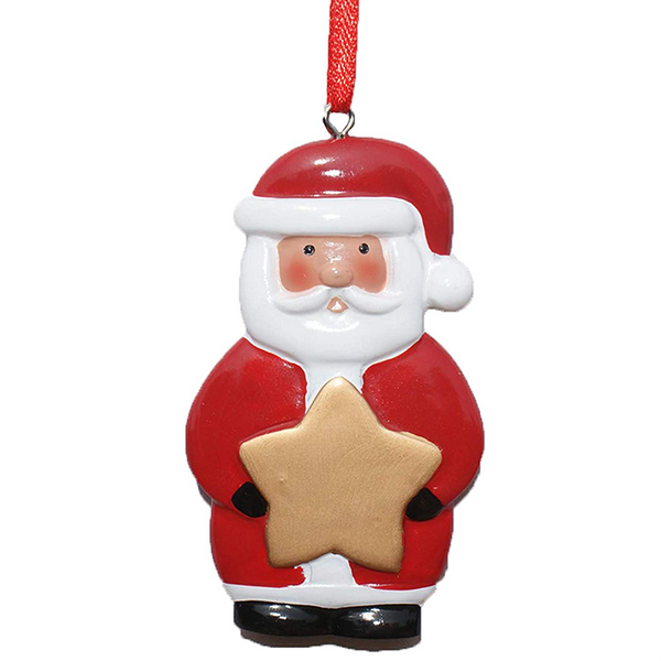Santa Christmas Decoration - CalEli Gifts
