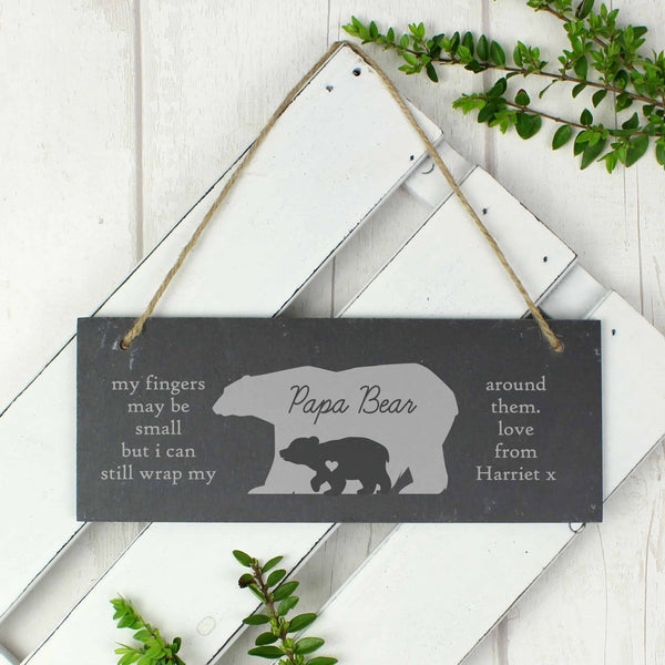 slate plaque by CalEli Gifts