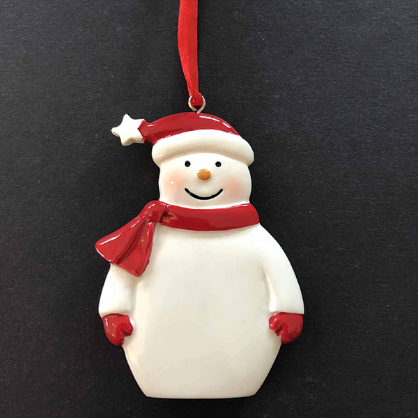 Snowman Decoration - CalEli Gifts